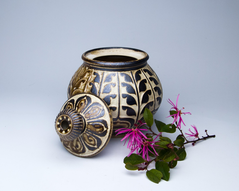 Counter Jar by Kate Waltman
